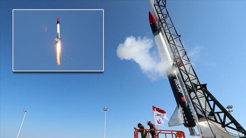 Ay misyonunda hedefe yaklaşıyoruz! SORS'tan test uçuşu