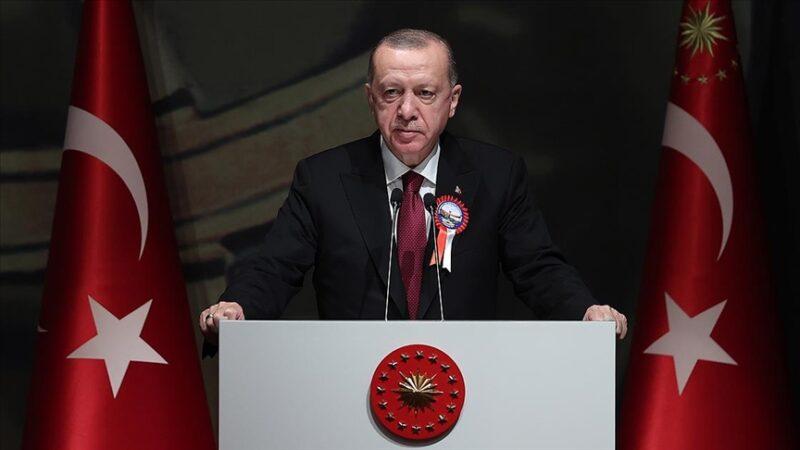 MSÜ'de mezuniyet töreni! Cumhurbaşkanı Erdoğan'dan flaş açıklamalar