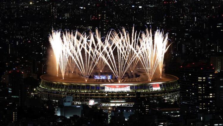Tokyo'da tarihi anlar! Resmen başladı…