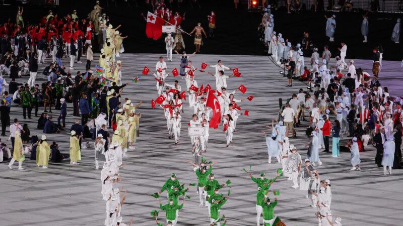 Olimpiyat ateşi Japonya'da yandı! İşte Türk sporcuların programı…