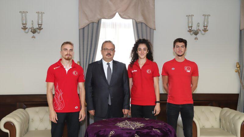Bursa'dan olimpiyatlara kimler katılıyor? İşte sporcularımız…