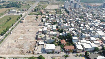 Bursa'da büyük yıkım! 301 konut yerle bir…