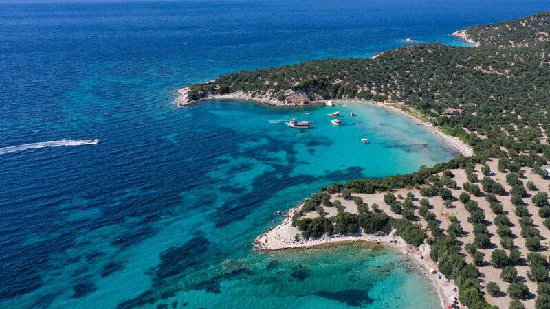 Türkiye'nin el değmemiş saklı güzelliği! Eşsiz koylar ve 40 kilometrelik kumsal