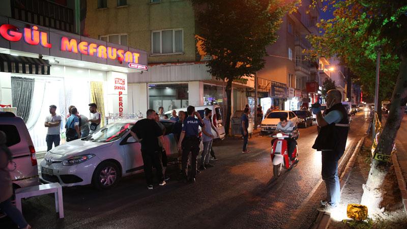 Bursa'da çay ocağına silahlı saldırı! Yaralılar var