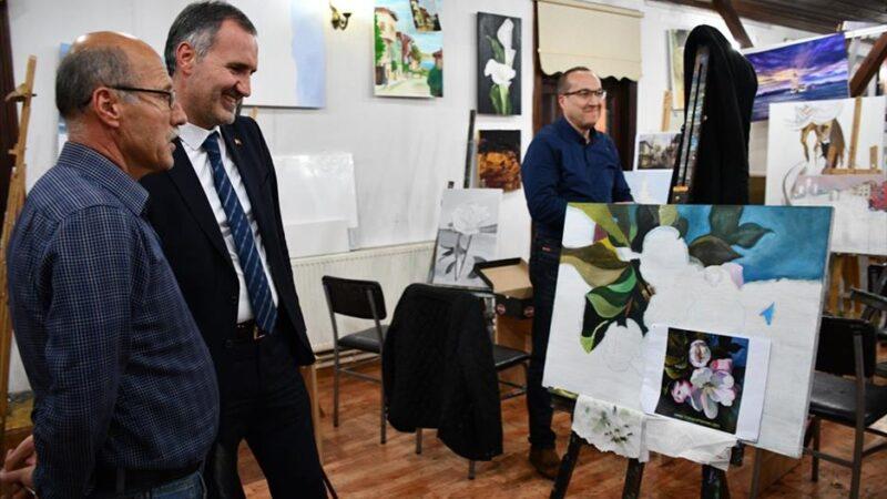 İnegöl Belediyesi kültür sanat kursları başlıyor