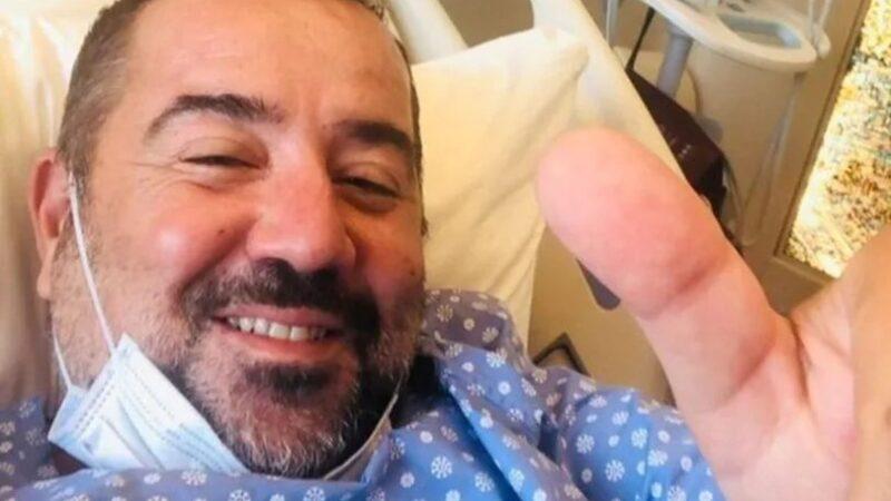 Bursalı ünlü komedyen evde kaza geçirdi