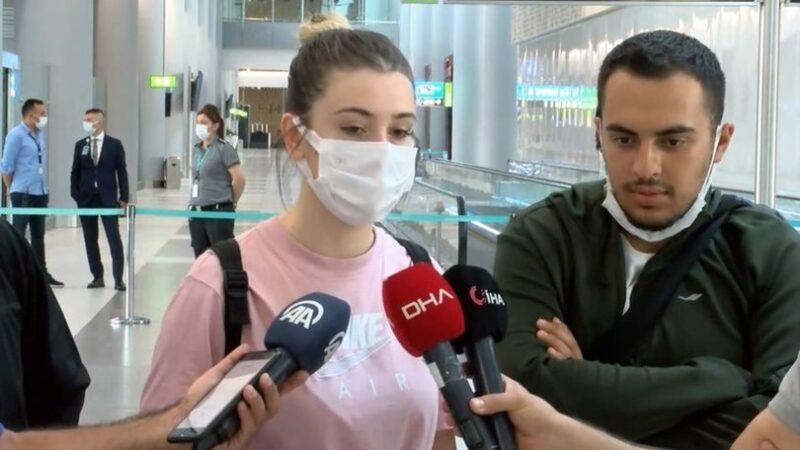 Kabil'den dönen Bursalı hemşire yaşadıklarını anlattı: Biz Türk'üz dedikçe…