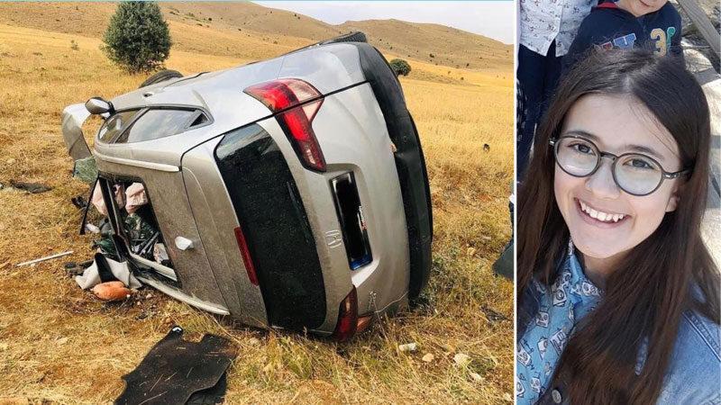 Melike'nin öldüğü kazada şoke eden detay