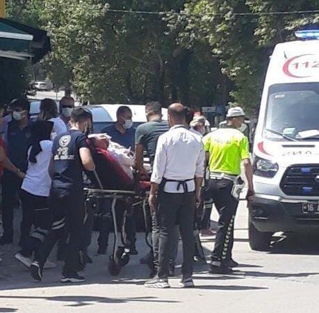 Bursa'da korku dolu anlar…Zehirlenip yere yığıldılar