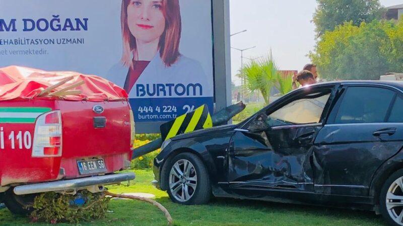 Yer: Bursa… Orman yangınına giderken kaza yaptı