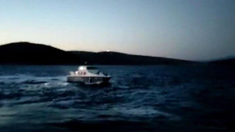 Ege'de Türk balıkçılara saldırı