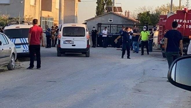 Konya'da aile katliamı: Katil zanlısı Mehmet Altun, yakalandı