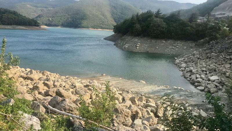 Bursa'da endişe verici görüntü! Su sıkıntısı yaşar mıyız?