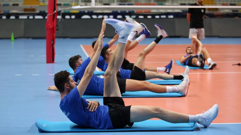 Büyükşehir Belediyespor'da yeni sezon hazırlıkları başladı