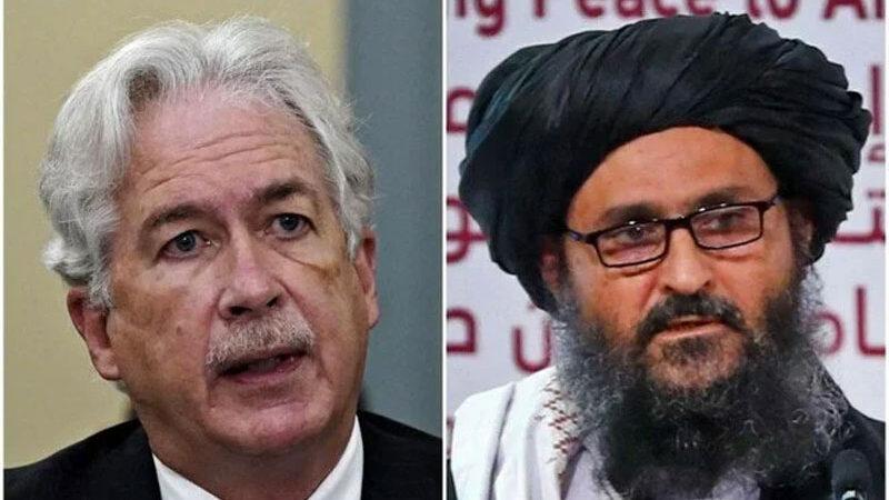 CIA Başkanı ile Taliban Lideri Kabil'de gizlice görüştü