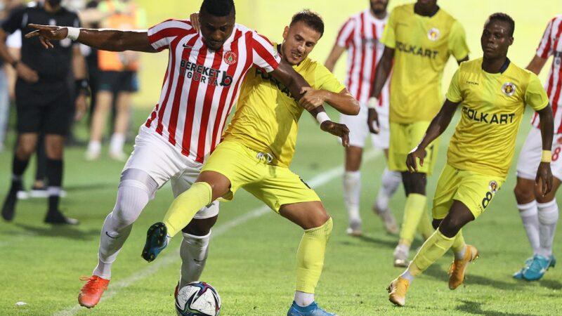 1.Lig'de gollü maçlar! Zirve yarışı…