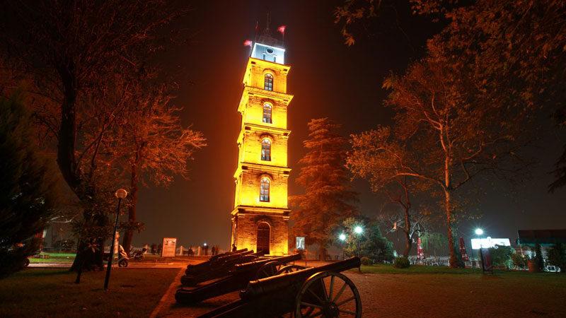 Bursa'nın simgelerinden biri… 41 yıl sonra tamir edildi