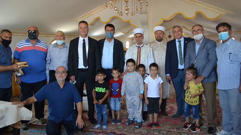 Osmangazi'den Bulgaristan'da sünnet şöleni