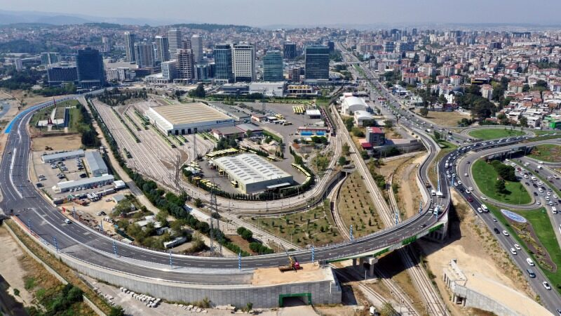 Bursa'daki bu kavşak ne zaman bitecek?