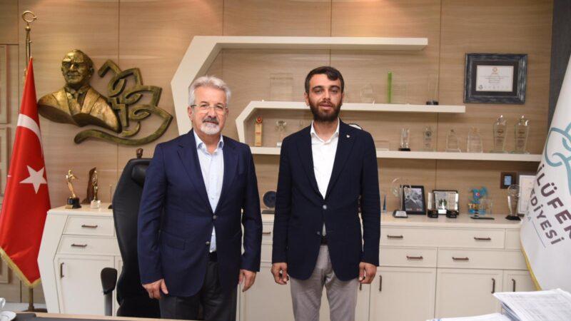 Bursaspor'a Nilüfer Belediyesi'nden önemli katkı!