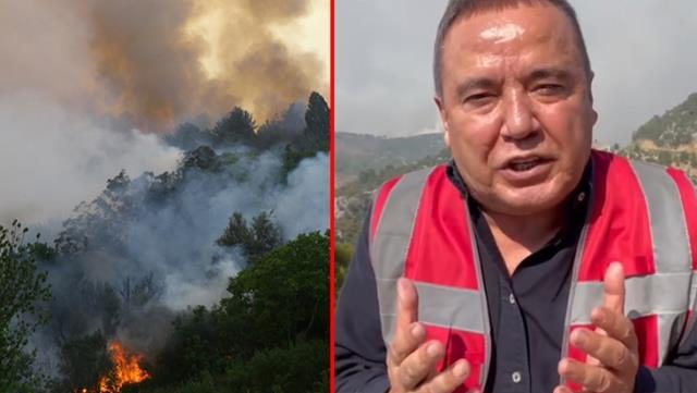 Yetkililere seslendi: Ne olur buraya uçak gönderin, yanıyor insanlar