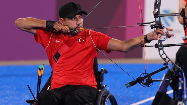 Okçulukta Bahattin Hekimoğlu bronz madalya kazandı