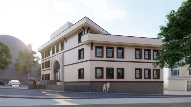 Bursa'nın karşı çıktığı bina açılıyor!