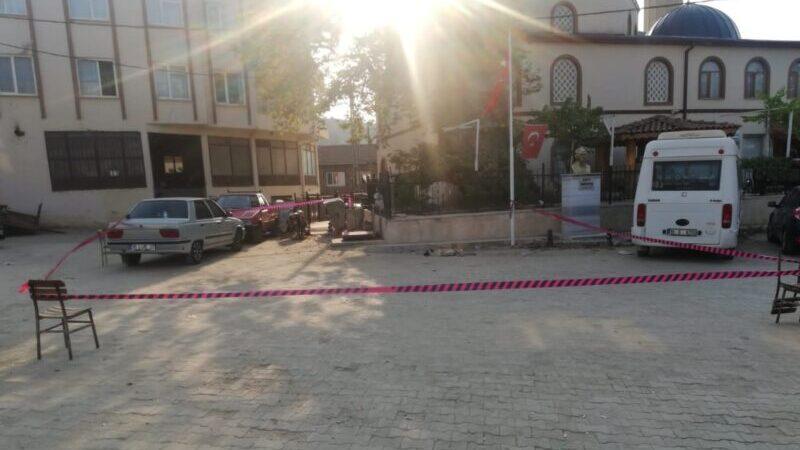 Bursa'da düğünde maganda dehşeti