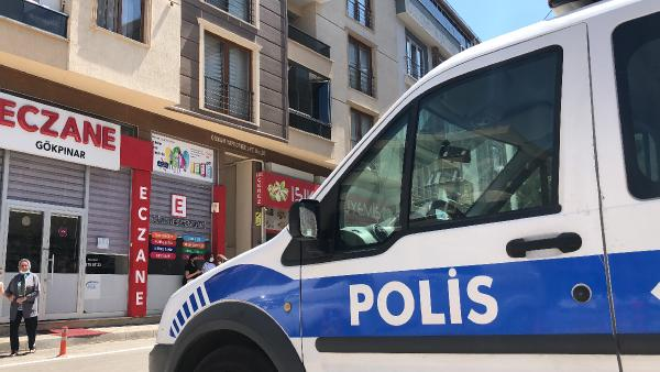 Bursa'da baba-kıza acı veda