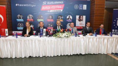 Bursa Festivali ertelenir mi?
