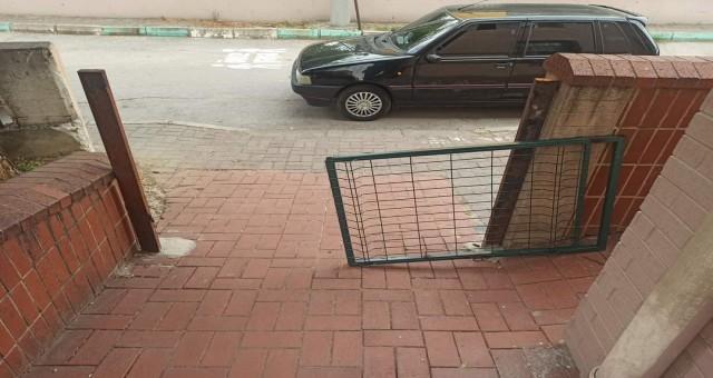 Bursa'da pes dedirten olay! Güpegündüz çaldılar