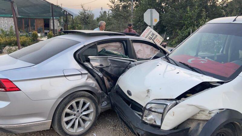 Bursa'da feci kaza! Bu araçlardan…