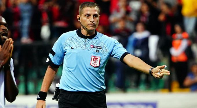 Bursaspor maçının hakemi açıklandı!