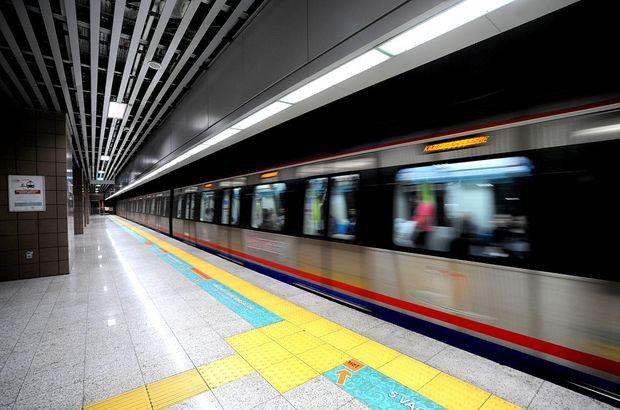 Metro hatlarındaki ticari alanlar kiraya veriliyor…