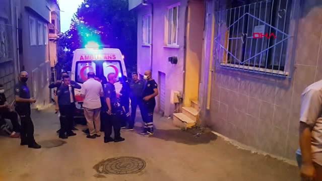 Bursa'da 'miras' kavgası: 1 ölü