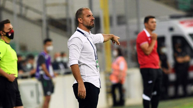 Bursaspor CEO'su Adnan Ersoy'dan Mustafa Er açıklaması