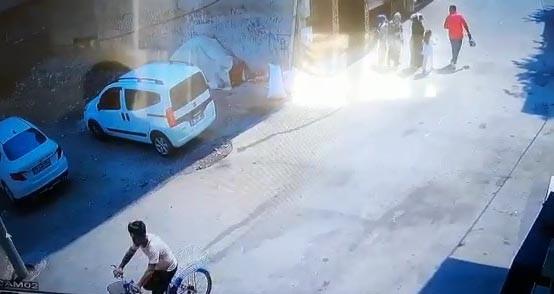 Bursa'da bisikletli kapkaççı yakalandı!