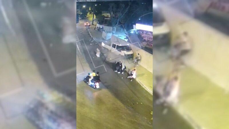 Bursa'da alkollü sürücü dehşet saçtı!