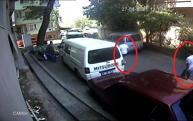 Bursa'da yol verme kavgası! Yaralılar var…