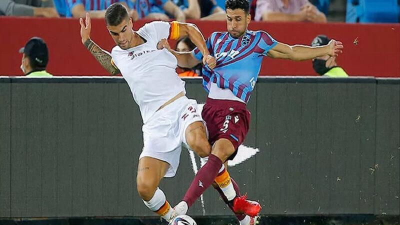 Trabzon evinde Roma'ya diş geçiremedi!