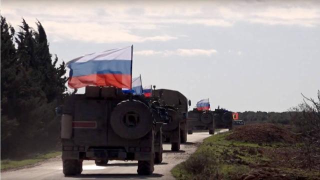 Rusya'dan Ermenistan'a silah sevki
