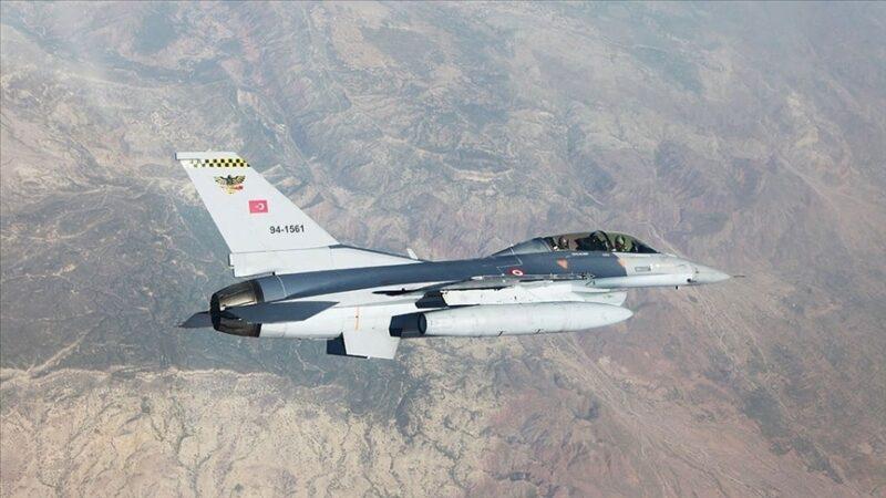 MSB duyurdu! Irak'ın kuzeyinde 5 PKK'lı etkisiz…