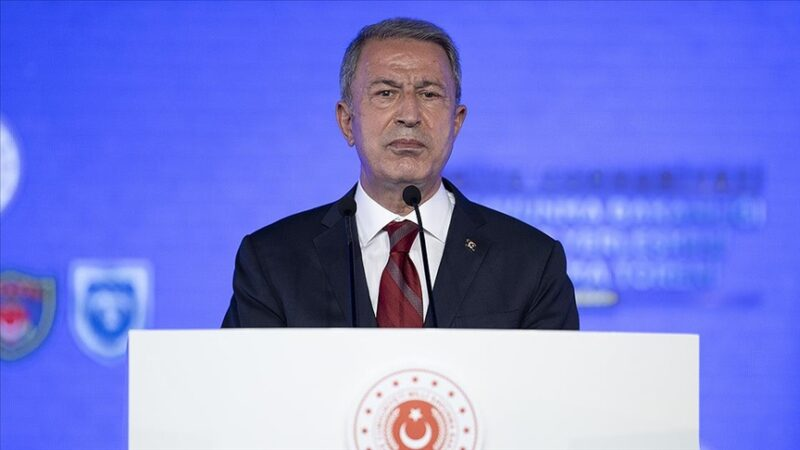 Bakan Akar: TSK Müşterek Karargah ile günün ihtiyaçlarına uygun bir yönetim merkezine kavuşacak