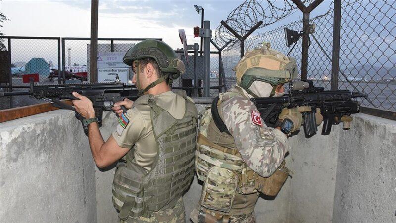 Tek millet iki devlet! Kabil'de omuz omuza görev