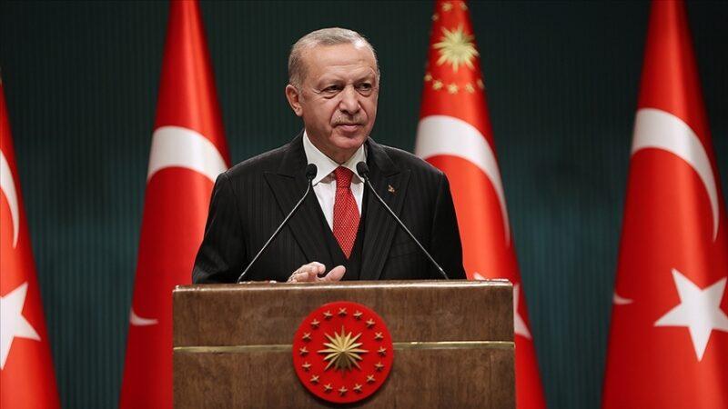Cumhurbaşkanı Erdoğan duyurdu! 5 bin 872 personel alınacak