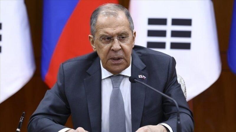 Lavrov'dan flaş ABD açıklaması