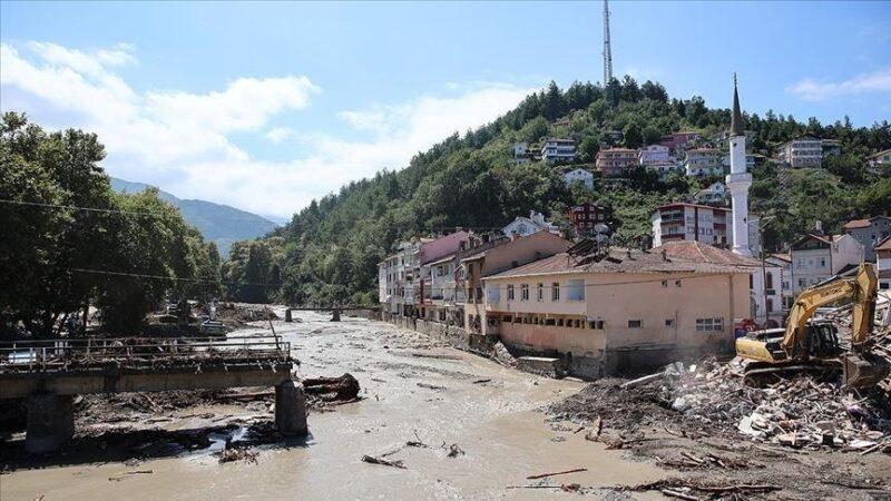 Sel bölgesine 10 milyon lira ek kaynak gönderildi