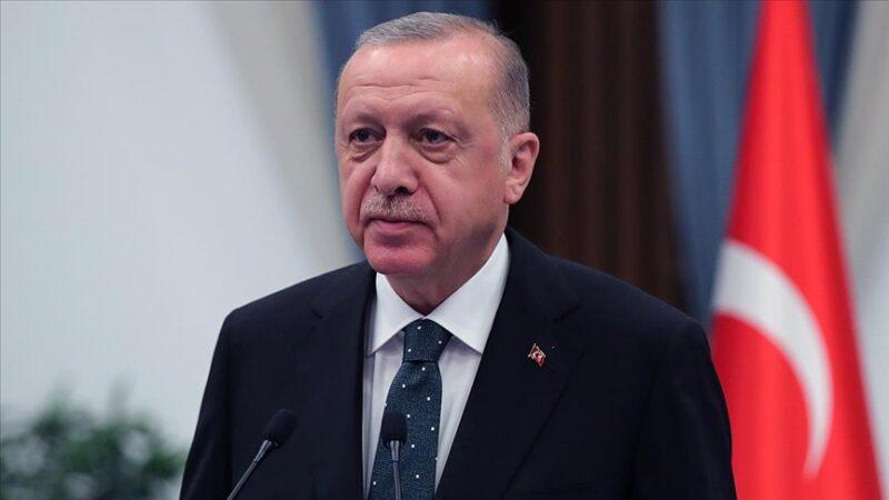 Cumhurbaşkanı Erdoğan'dan 'kentsel dönüşüm' paylaşımı