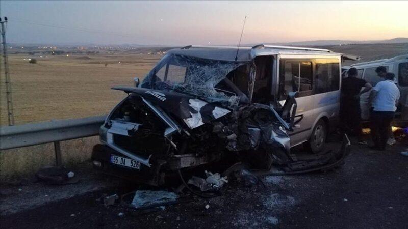 Zincirleme kaza: 22 yaralı