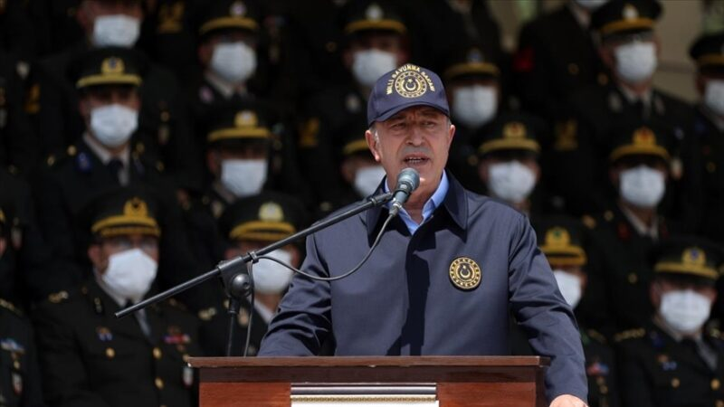 Bakan Akar: Mehmetçik Afganistan'da görevini başarıyla yerine getirdi